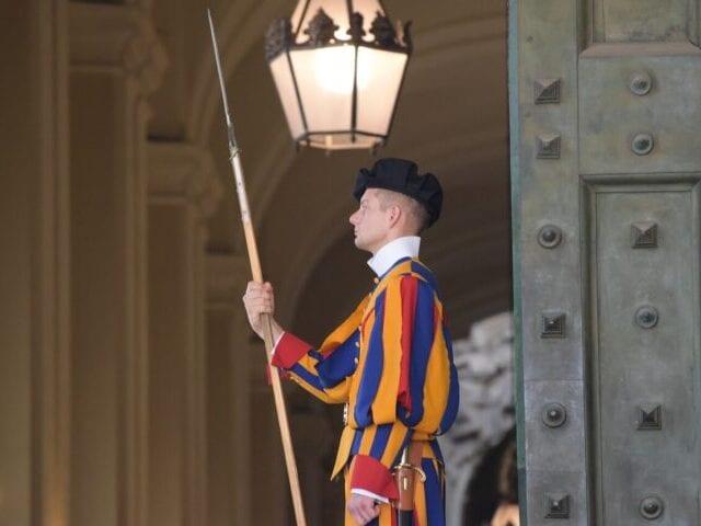 Schweizergarden, vatikanets eget vagtværn