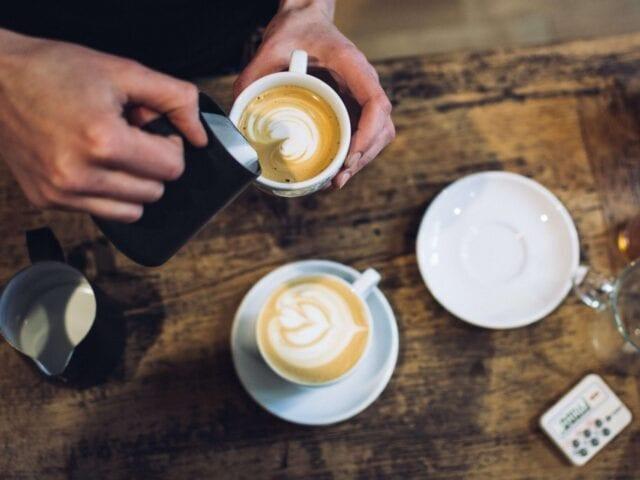 Byen vrimler med gode caféer og barer