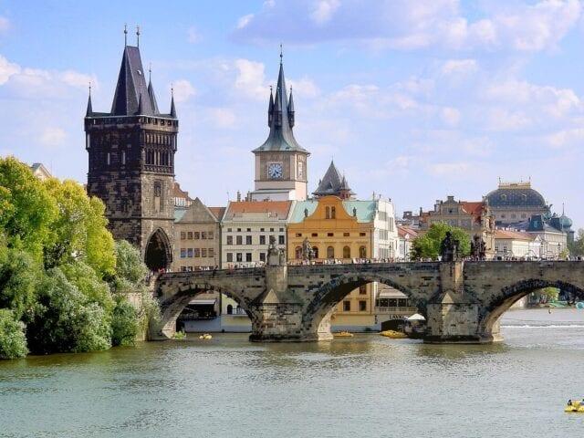 Prag er en smuk og kulturel by