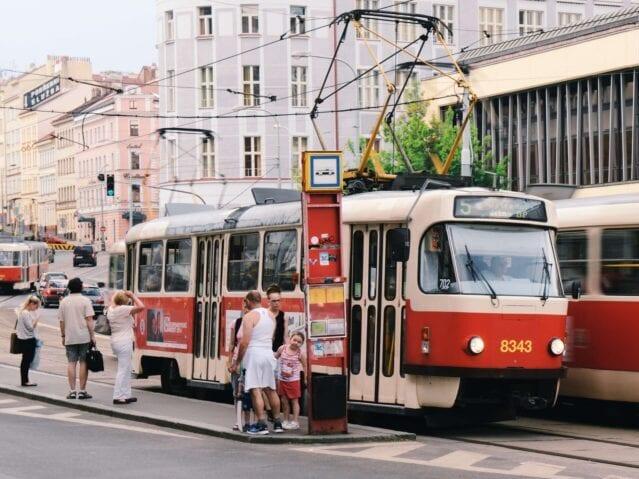 Nyd nostalgien i sporvognen rundt i byen