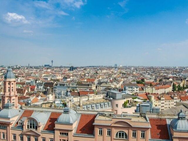 Wien er en smuk og kulturel by