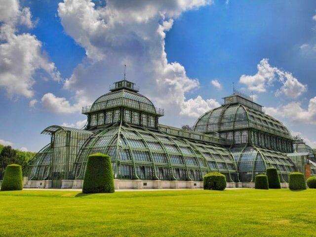 Palmehuset Schönbrunn