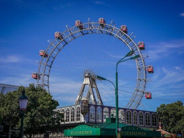 Pariserhjulet i Wien