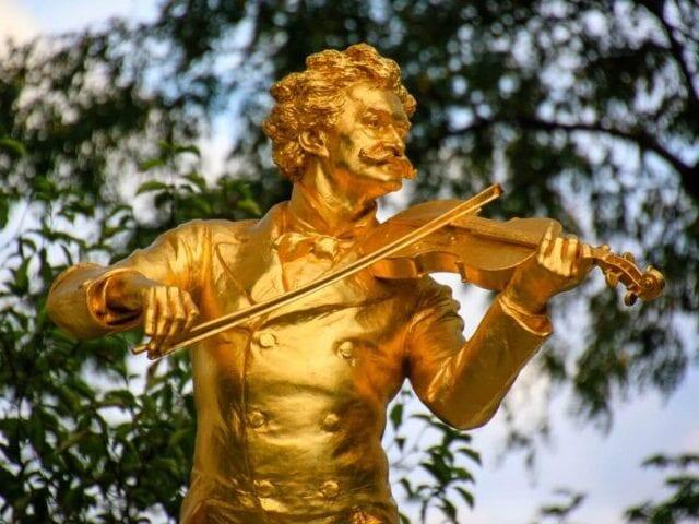 Byen har skabt mange historiske musikere