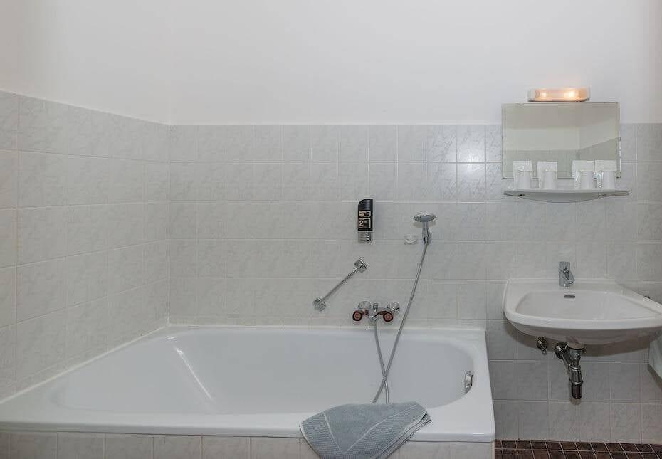 Store badeværelser