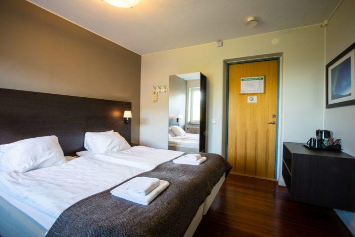 Flere forskellige værelser