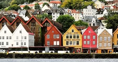 Til Bergen med Tog