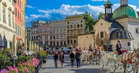Byferie i Krakow