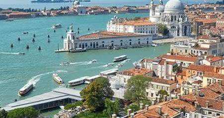 Besøg Venedig