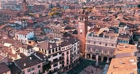 Tag med tog til Verona