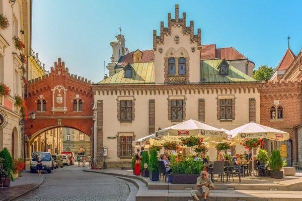 GrønRejs-togrejse-til-krakow-header